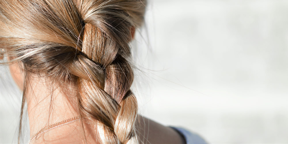 Risciacquo acido per capelli