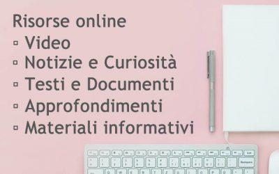Risorse online gratuite
