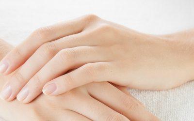 Olio rinforzante per unghie fragili